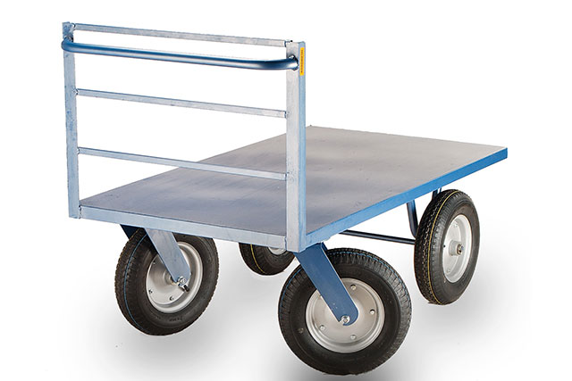 carro plataforma - IDM
